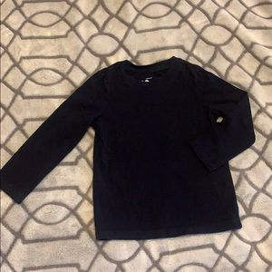 Navy long sleeve tee 3t by Primary